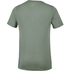 Columbia Box Logo Bear - T-shirt manches courtes Homme - olive